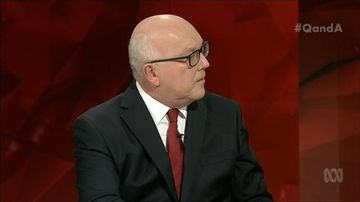 9RAW: 'Contact Centrelink': George Brandis