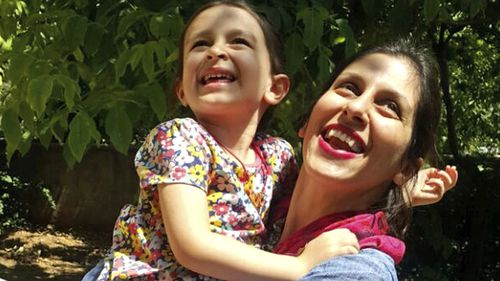 British-Iranian woman Nazanin Zaghari-Ratcliffe ends five-year sentence in spy case
