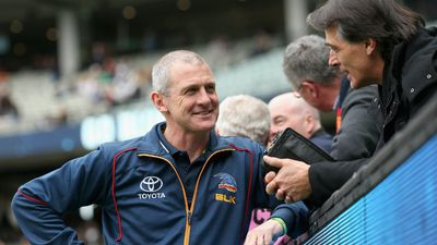 Adelaide Crows coach Phil Walsh has been found dead in his beachfront home following an alleged domestic dispute. Walsh had a long career as a player and coach in the AFL even before being appointed as Crows head coach last October. (Getty)