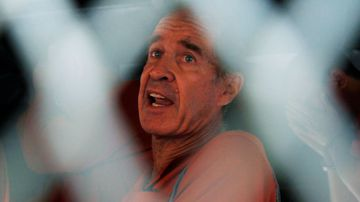 Australian film maker James Ricketson is charged with espionage in Cambodia.