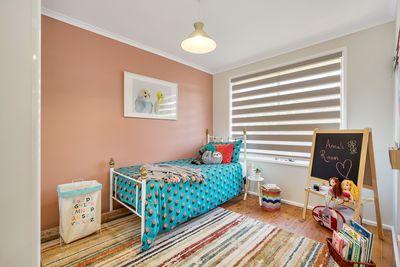 Child's Bedroom — After