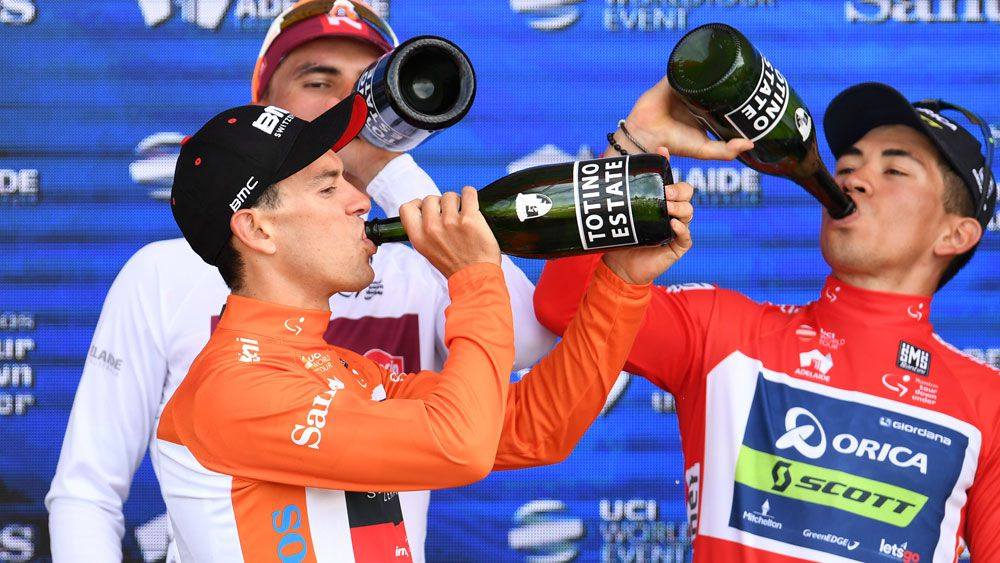 Porte secures Tour Down Under win as Ewan claims fourth stage