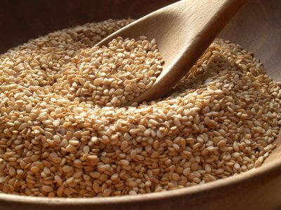 <strong>Sesame seeds</strong>