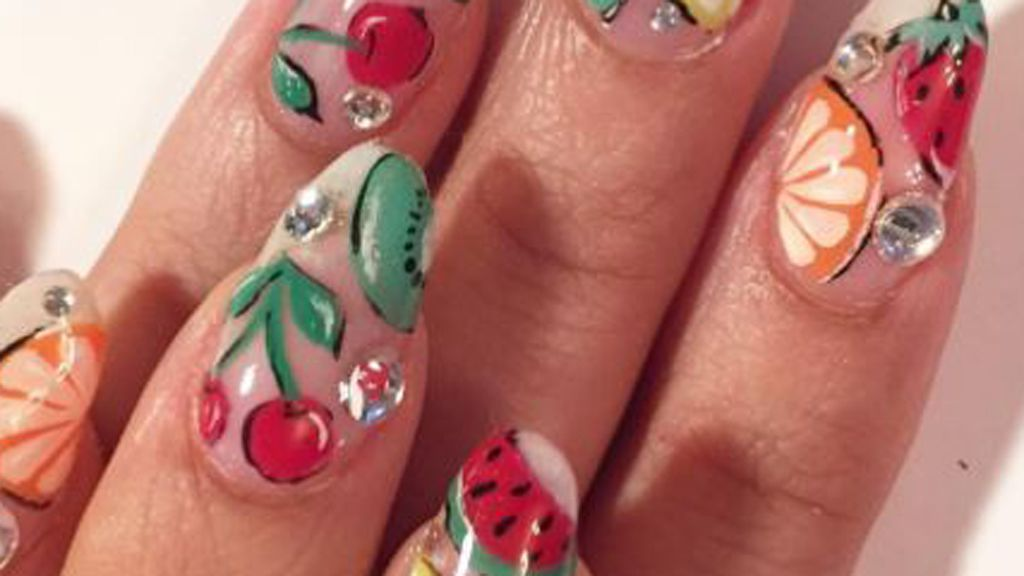 Fruit nails are here and we can't get enough