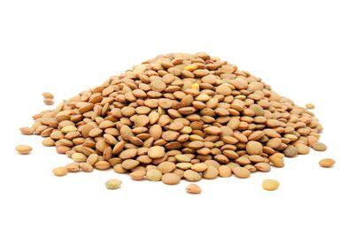 Lentils: 264mg per 3/4 cup