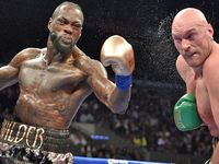 Wilder suffered broken arm before Fury bout