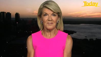Julie Bishop said Mr Biden will be a good friend to Australia.
