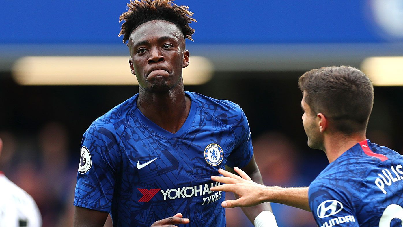 Chelsea striker Tammy Abraham on racist abuse after penalty miss in Super Cup