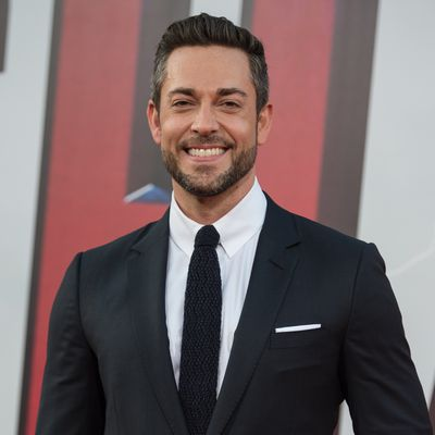 Zachary Levi as Chuck Bartowski: Now