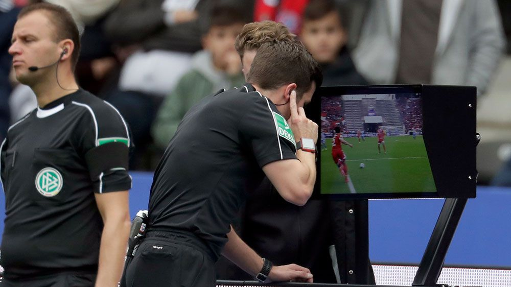 Video tech to be used at World Cup: FIFA