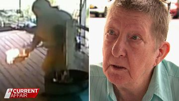 Elderly grandmother escapes arson conviction
