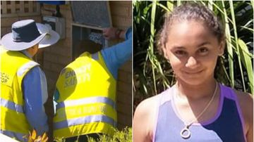 Young girl fighting for life after suffering electric shock