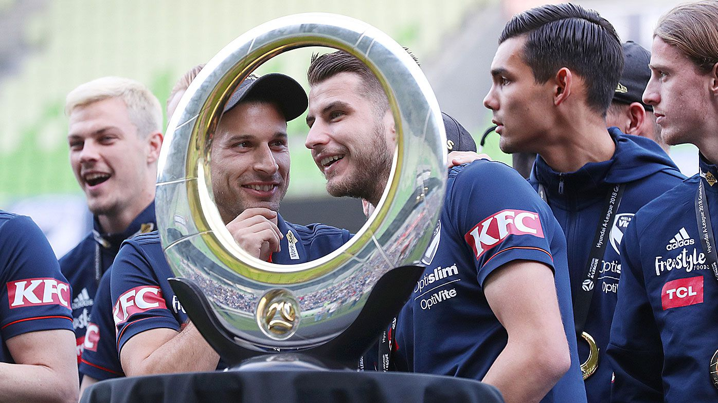 A-League champions Melbourne Victory