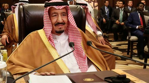 The fate of Israa al-Ghomgham may wrest with Saudi monarch King Salman.