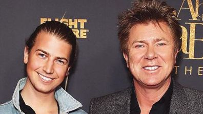 Richard Wilkins and Christian Wilkins