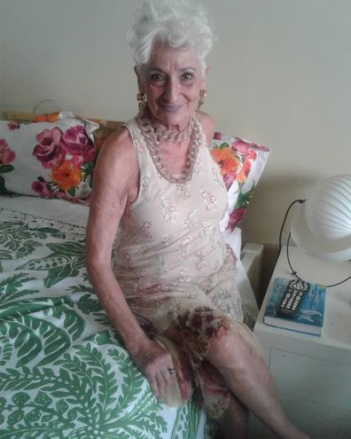 Grandmother Hattie Retroage, 83, admits to dating younger men she meets on Tinder