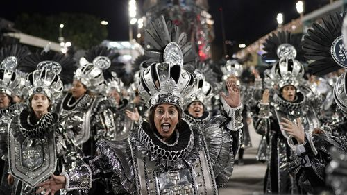 Rio's Carnival has all the potential landmines of a super-spreader event.