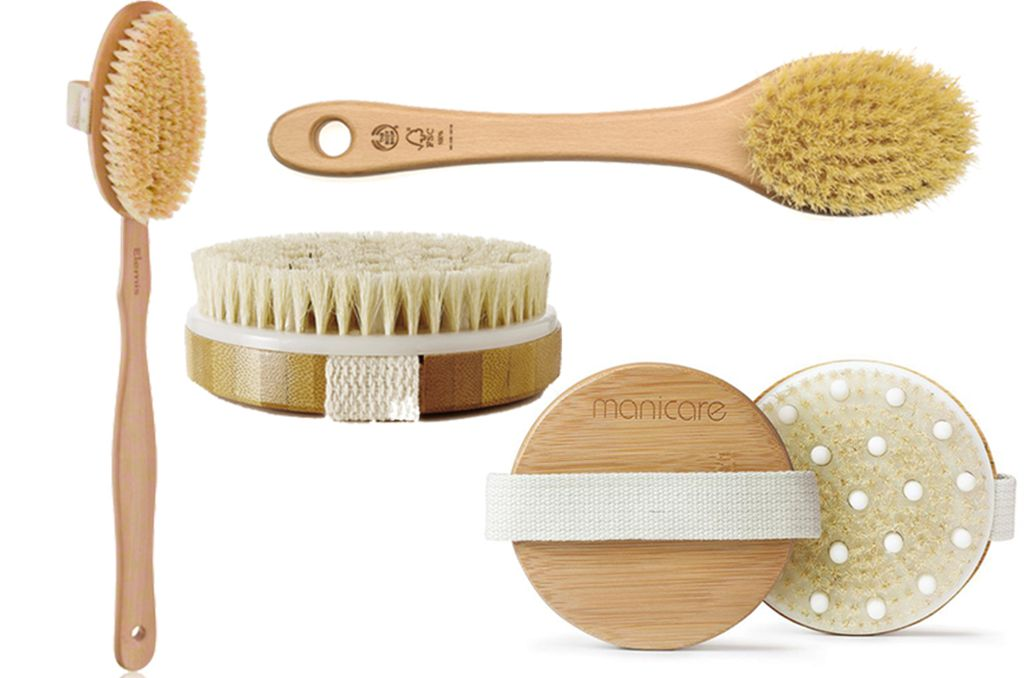Image result for Dry Brushing for Better Skin Dry brushing is a simple detoxification process for your body.