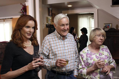Orson Bean in Desperate Housewives