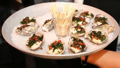 Sean Connolly's Oysters Rockefeller
