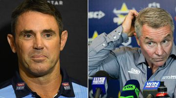 Cowboys coach 'disappointed' by Fittler comments