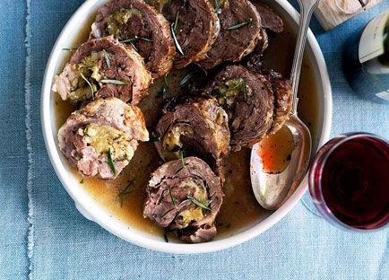 Slow-roasted lamb neck and shiraz