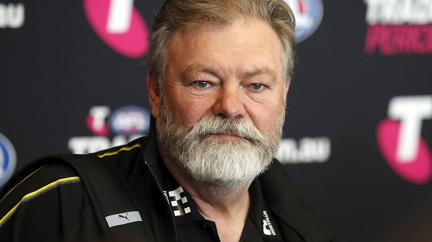 Richmond GM Neil Balme 'concerned' about AFL cost-cutting, warns against overreaction