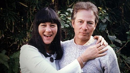 Robert Durst and Susan Berman, the daughter of a Las Vegas mobster who was found face down in an LA pool.