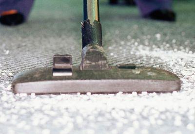 Handy tip: use salt or bicarbonate soda