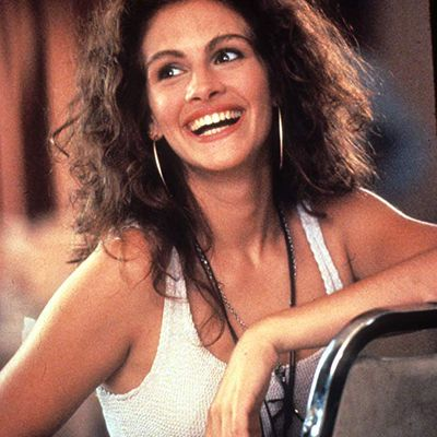 Julia Roberts as Vivian Ward
