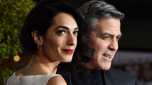 George and Amal Clooney welcome twins and reveal their names