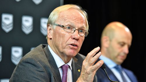 ARLC chairman Peter Beattie has been vocal about the need for change.