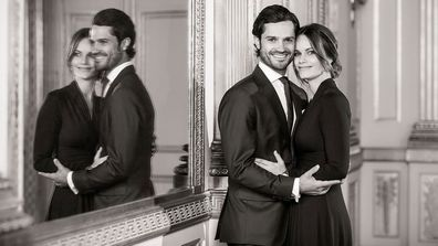 Prince Carl Philip of Sweden and wife Princess Sofia