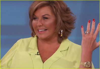 Abby Lee Miller, face-lift, The Doctors, reveal