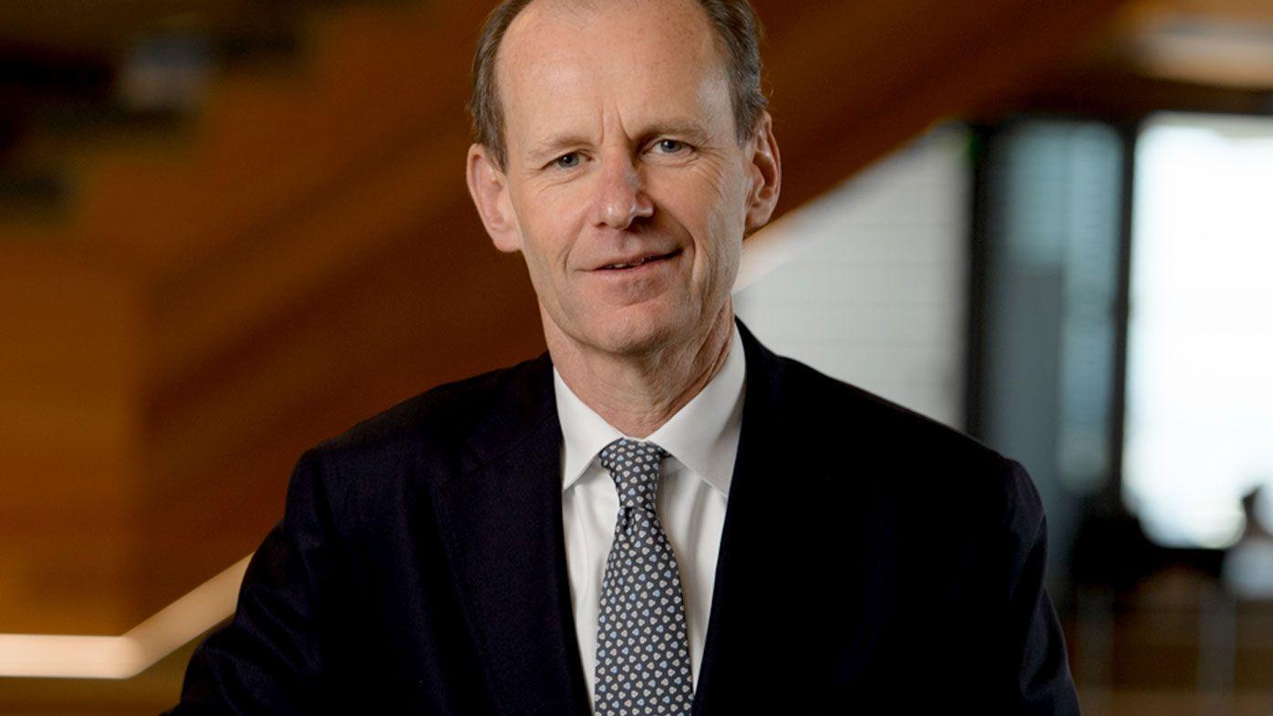 ANZ CEO Shayne Elliott.