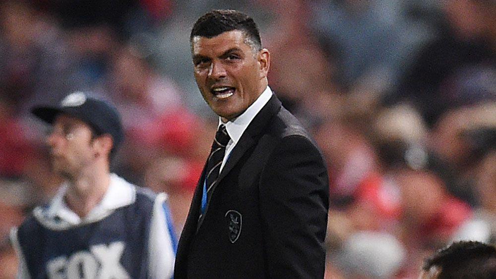 Aloisi rues ref 'errors' in Wanderers loss