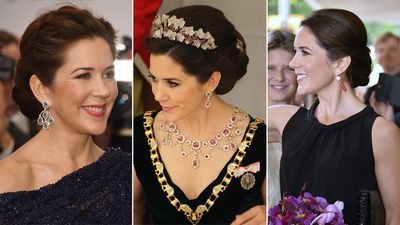 Crown Princess Mary of Denmark's best jewellery moments