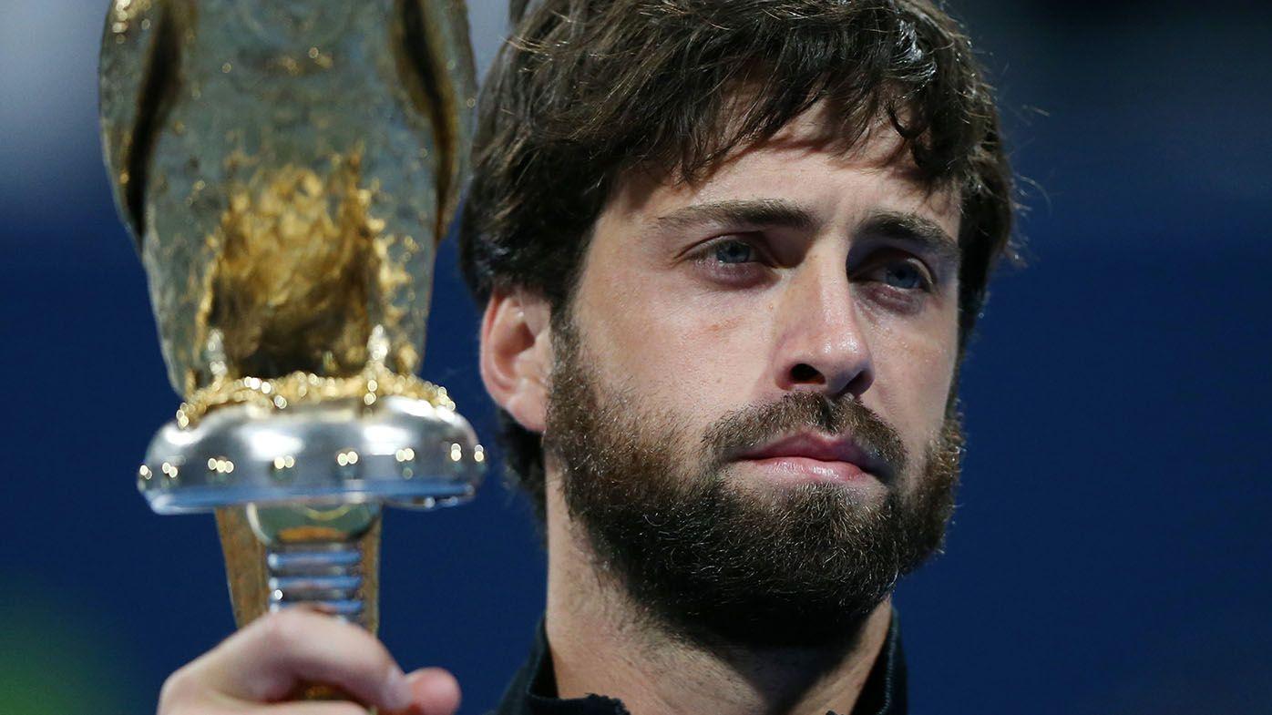 Nikoloz Basilashvili wins Qatar Open, amid ongoing domestic violence charge furore