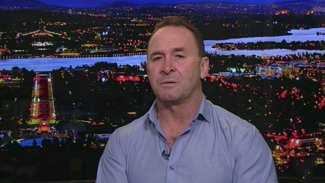 Stuart embarrassed by Dugan and Ferguson