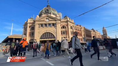 Melbourne's message as Sydney faces extended lockdowns.