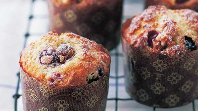"""<a href=""""http://kitchen.nine.com.au/2016/05/17/19/27/mixed-berry-muffins"""" target=""""_top"""">Mixed berry muffins</a> recipe"""