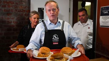 Inside Bill Shorten's first week of Federal Election campaigning