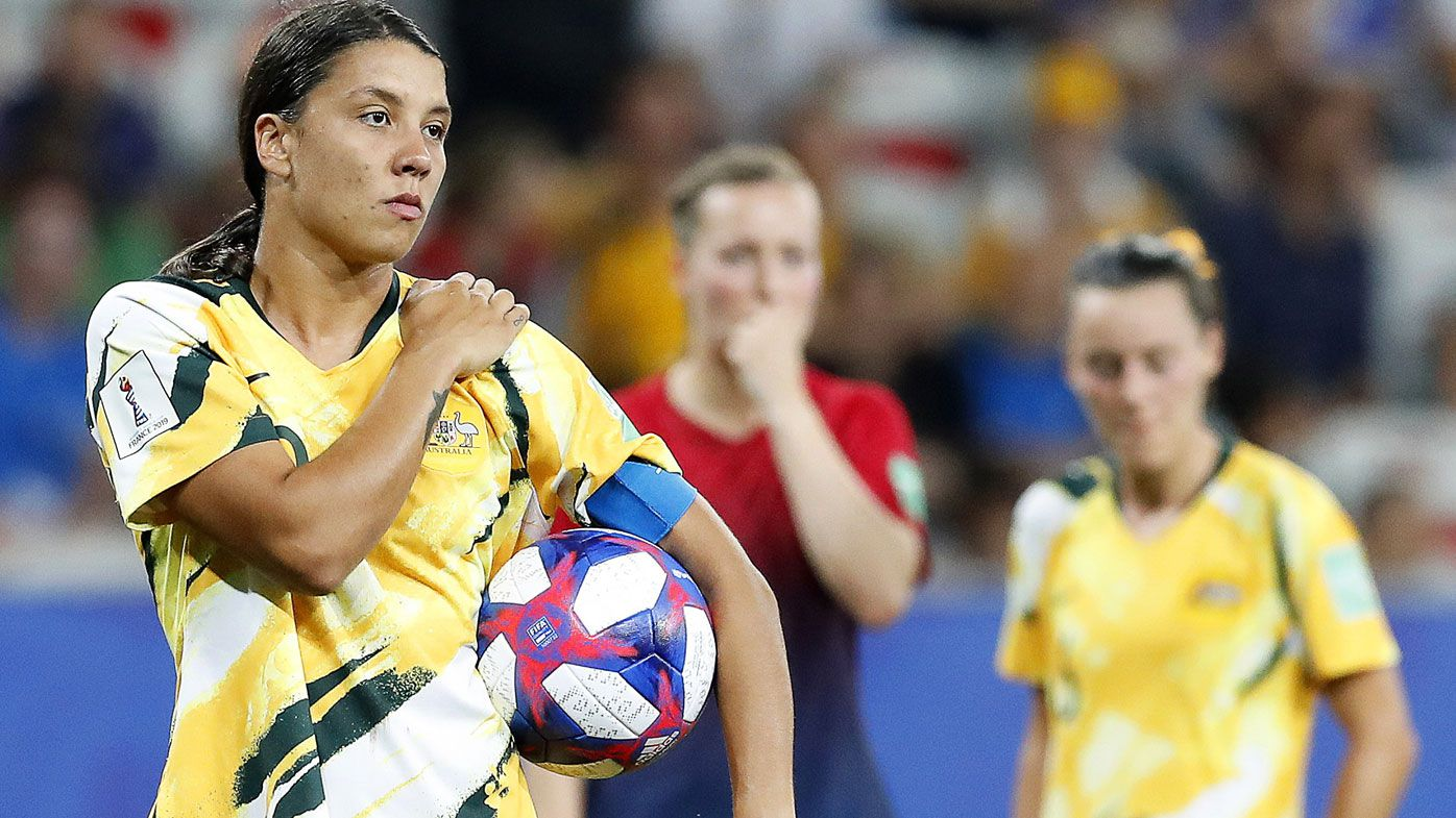 VAR controversy as Australia penalty overturned against Norway at Women's World Cup
