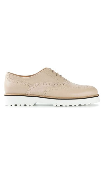 "<a href=""http://www.farfetch.com/au/shopping/women/hogan-rubber-sole-brogues-item-10909607.aspx?storeid=9158&amp;ffref=lp_64_17_"" target=""_blank"">Rubber Sole Brogues, $403, Hogan</a>"