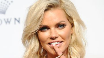 Sophie Monk is Huawei's new Australian ambassador.