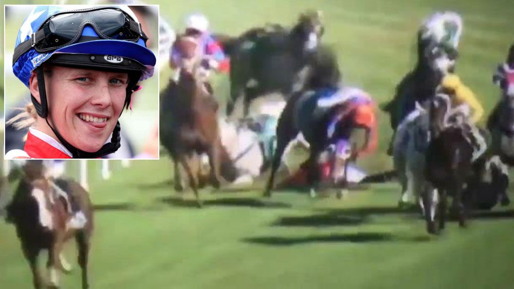 Surgery possible for injured rider Clenton