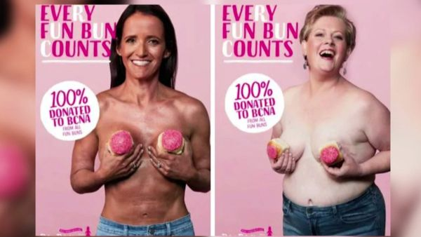 Facebook bans breast cancer survivor campaign