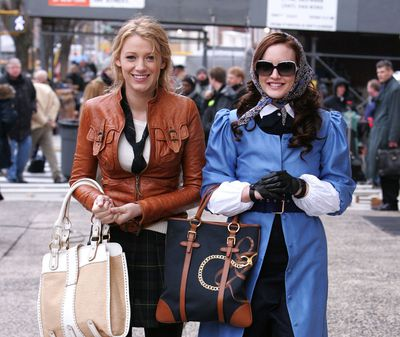 <p>Gossip Girl 2007-2012</p> <p>Upper Manhattan's queen-bee's Serena Van Der Woodsen (Blake Lively) and Blair Waldorf ( Leighton Meester) may have had never-ending on- screen woes but their wardrobe choices were never out of sorts.</p> <p>Every character had a unique signature ( and expensive) sense of style, which helped Gossip Girl become a fashion phenomenon that hadn't been seen since the likes of Sex and The City.</p>