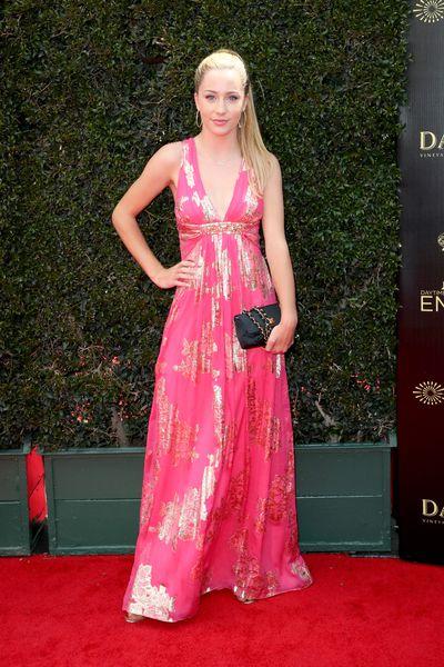 <em>General Hospital </em>actress Eden McCoy in USA-based label, Escape Evenings