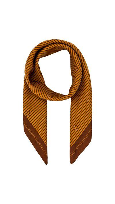 """<a href=""""http://www.oroton.com.au/o-stripe-90x90-silk-scarf/w1/i3848227/"""" target=""""_blank"""">O Stripe Silk Scarf, $195, Oroton</a><br>"""